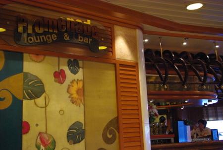 Promenade Lounge & Bar(スタープリンセス)