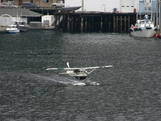 ケチカンの水上飛行機