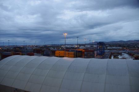 チベタベッキア港