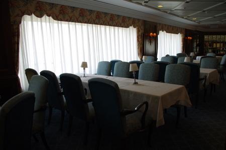 Club Restaurantの31番テーブル