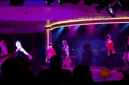 プロダクションショー:GOTTA SING GOTTA DANCE on オーシャンプリンセス