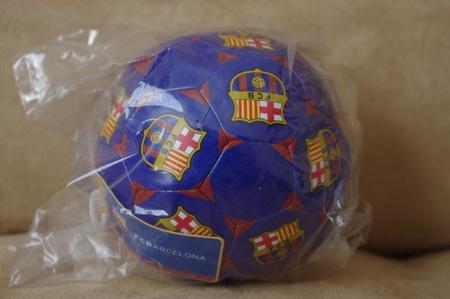 FCバルセロナのボール