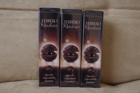 FERREROのチョコレート