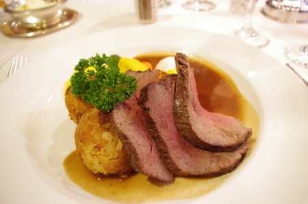 Chateaubriand of Beef Tenderloin
