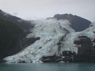 ブリンマー氷河(カレッジフィヨルド)