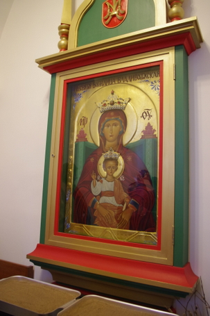 The Most Holy Mother of God Catholic Church in ウラジオストク