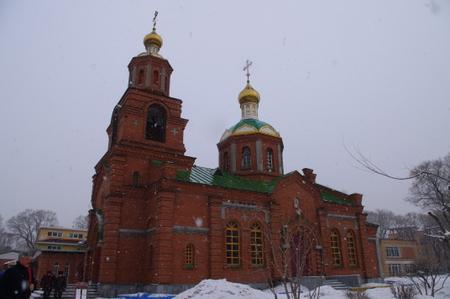 Orthodox Church in ウラジオストク