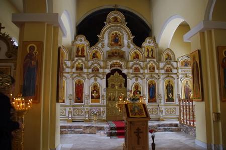 Orthodox Churchの内部