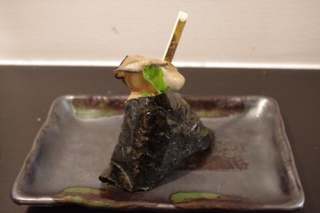 牡蠣むすび at 牡蠣屋