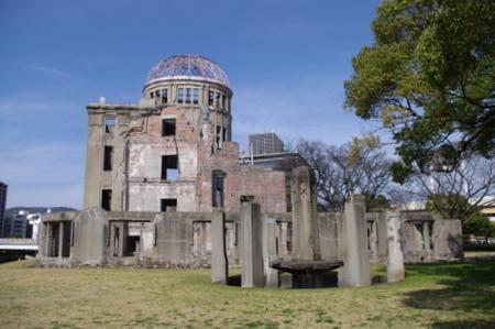 世界文化遺産 原爆ドーム