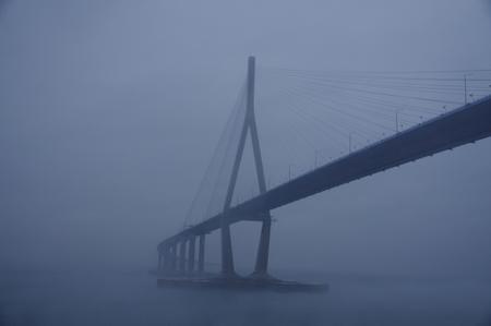 仁川空港へ向かう橋