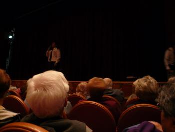 エクスカーション集合場所のPrincess Theater