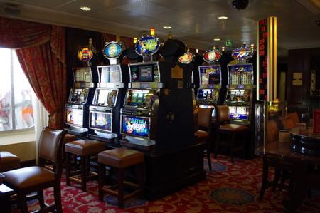 Casino on オーシャンプリンセス