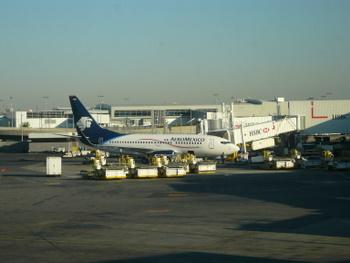JFK国際空港の様子