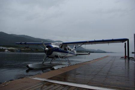 水上飛行機 in ケチカン