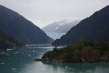南ソーヤ氷河