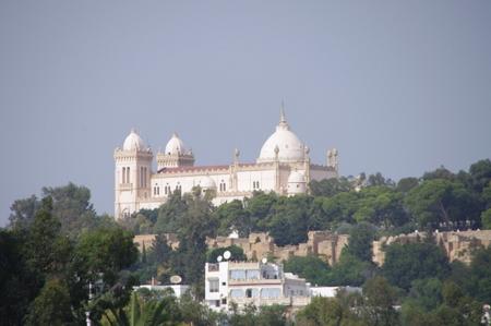 チュニジアのモスク
