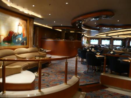 Vista Lounge(スタープリンセス)