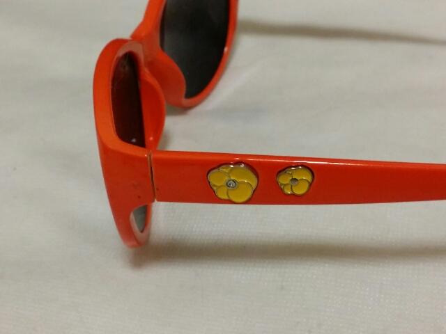 サン・プリンセスで買ったサングラス