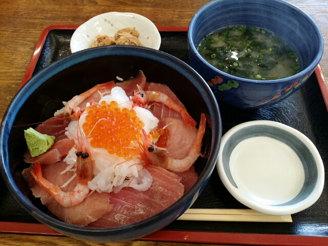次郎長海鮮丼 at おがわ