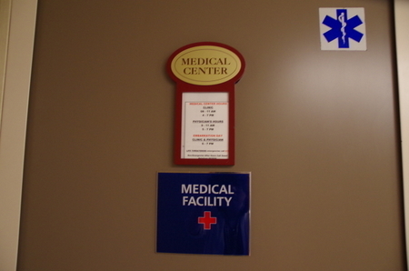 Azamara Journey Deck4 Medical Center.JPG