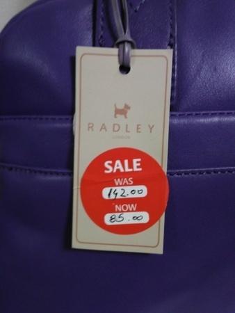 Azamara Journeyで買ったRADLEYのバッグ.jpg