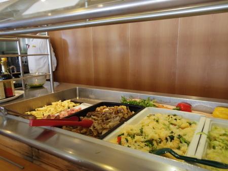 Bollero Buffet Restaurant on コスタビクトリア