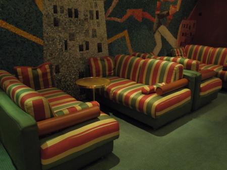 Capriccio Lounge on コスタビクトリア