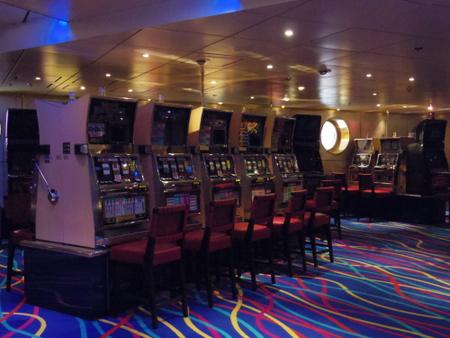 Casino Montecarlo on コスタビクトリア