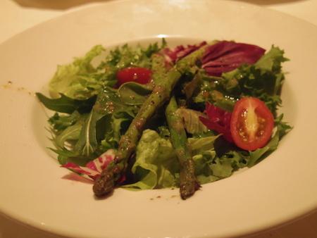 Chef's Dinner on ロイヤル・プリンセス