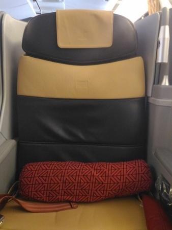 アリタリア航空のビジネスクラス (3).jpg
