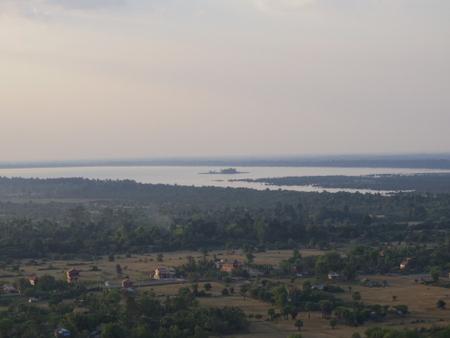 アンコール バルーンから見た景色
