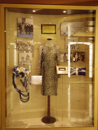 キャサリン妃の展示 on ・ロイヤル・プリンセス