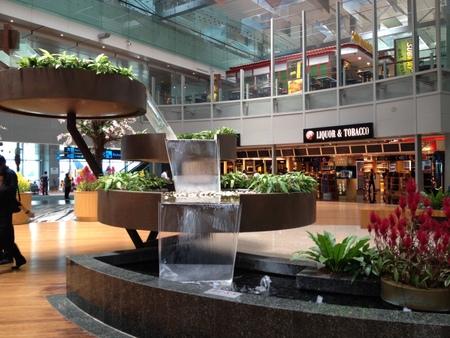 シンガポール チャンギ国際空港のターミナル3