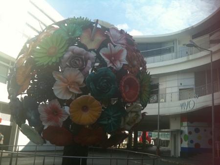 シンガポールのVivo City