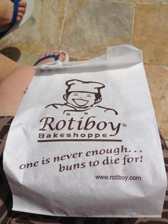 バリ島でRotiboy