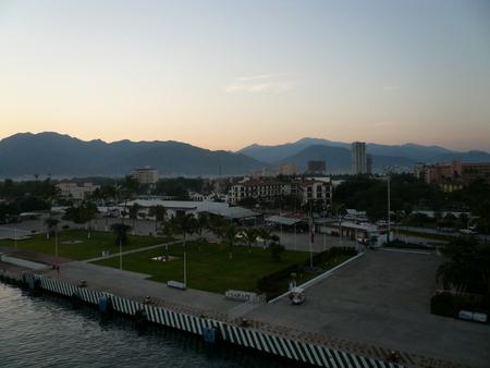 プエルト・バヤルタ港