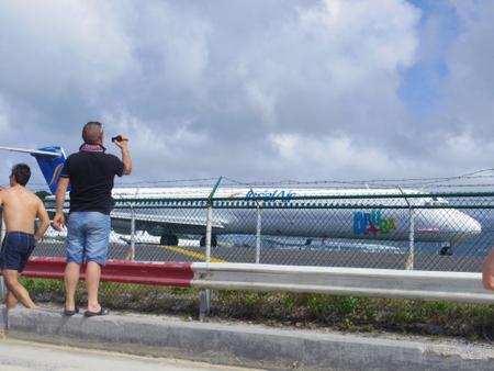 プリンセス・ジュリアナ空港
