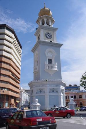 世界遺産 ペナン島のジョージタウン