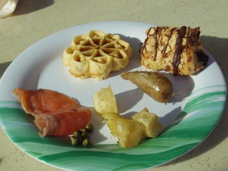 ホライズンコートの朝食 on サン・プリンセス.JPG