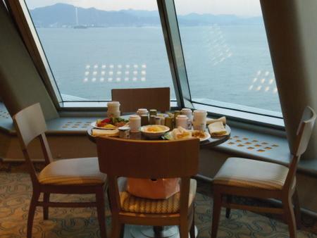 ホライズンコートの朝食 on サン・プリンセス (1).JPG