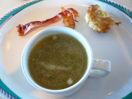 メキシカンリビエラクルーズ 3日目の朝食