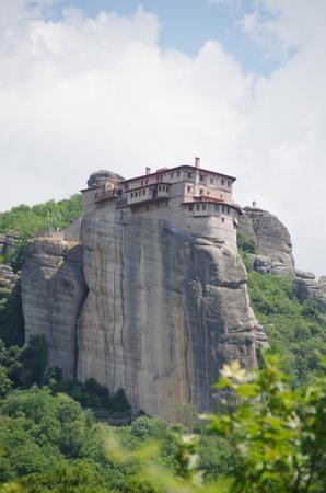 メテオラ ルサヌ修道院.JPG