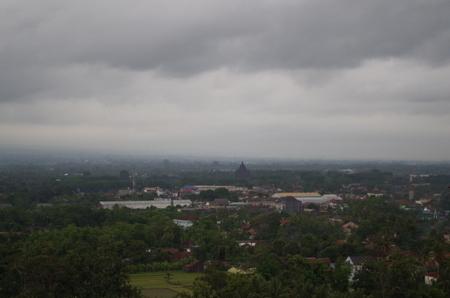 ラトゥ ボコからの眺め.JPG