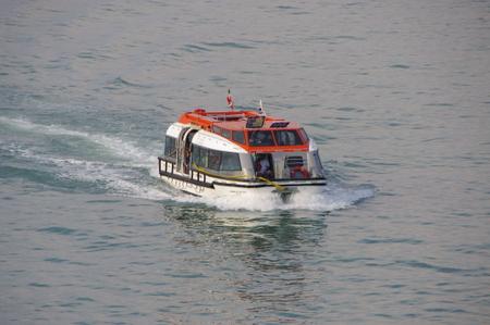 レジェンド・オブ・ザ・シーズのテンダーボート
