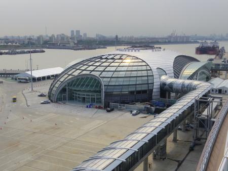上海・宝山クルーズターミナル