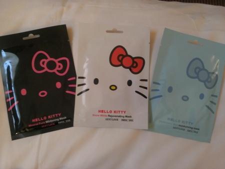 台北で買ったシートマスク