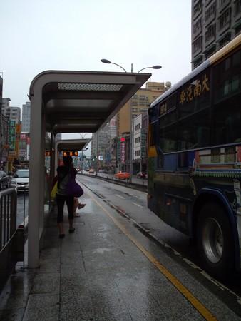 台北の市バス