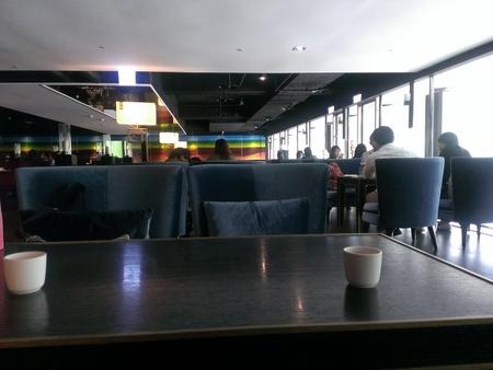 台北糖朝の専用席