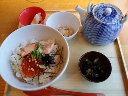 成田空港での朝食.jpg